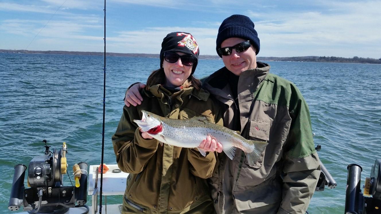 Lake ontario fishing charters oswego ny for Oswego fishing report
