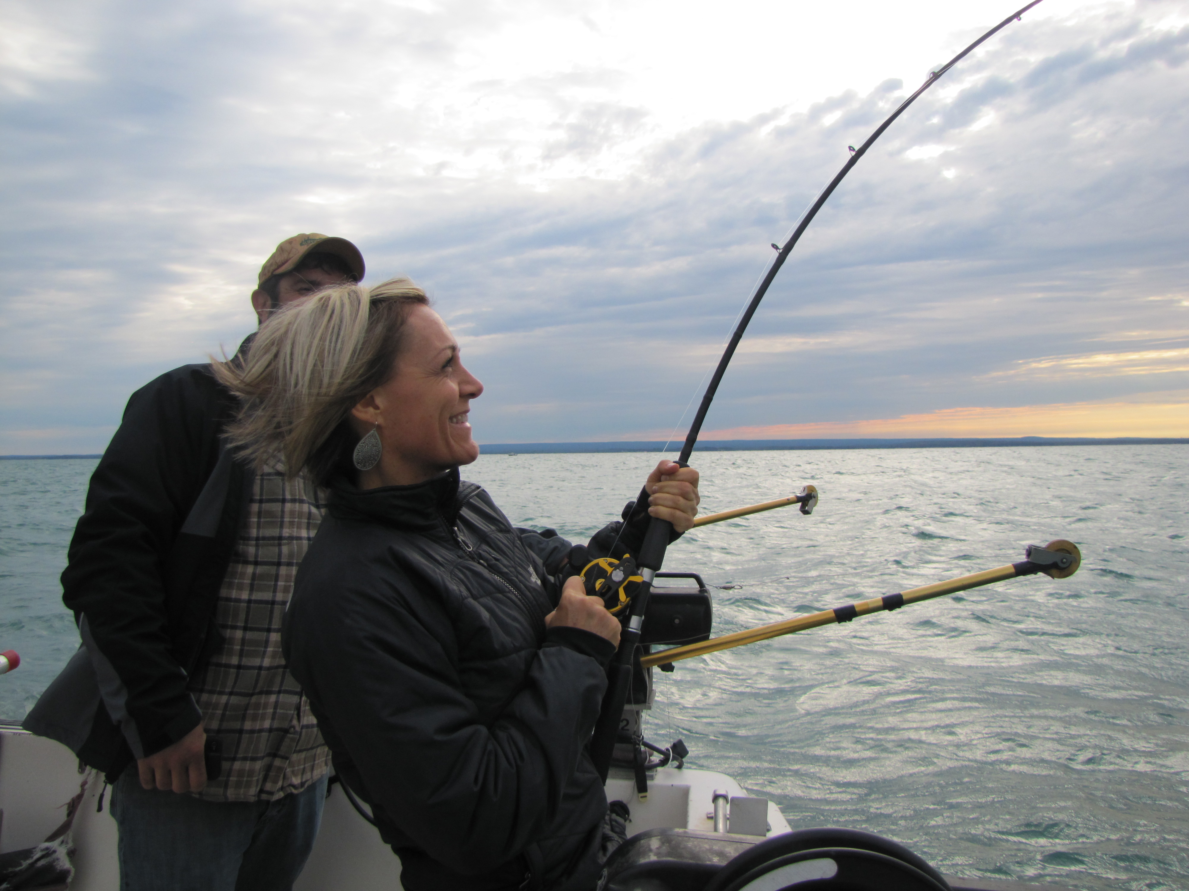 Salmon fishing rods for Fishing for salmon